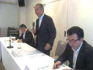 2017年度岡山支部理事会が開催されました。(7/11)