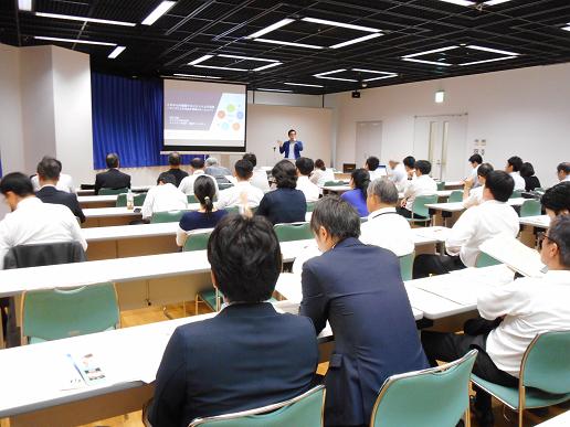 CTビジネスセミナーが開催されました。(9/26)
