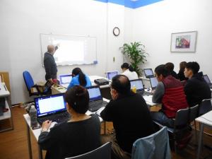 2018年11月期ICT講習会<パソコン教室>倉敷で開催されました(11/6倉敷ヒマラヤ)