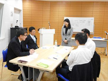 ビジネスコーチング研修開催されました(2/6~7岡山コンベンションセンター)