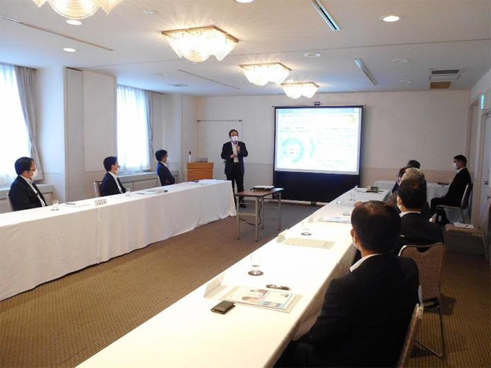 2020岡山支部理事会が開催されました。