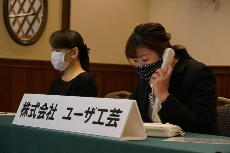 2020年度 電話応対コンクール岡山県大会開催(審査員講評等)